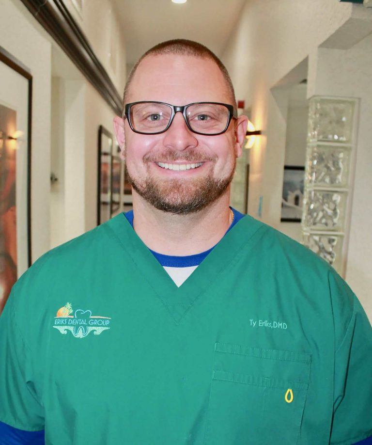 Dr. Ty Eriks is an experienced dentist in Boynton Beach providing all major dental procedures