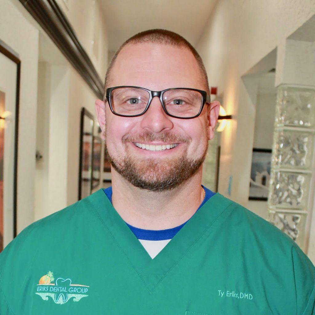 Boynton Beach Dentist | Dr. Ty Eriks
