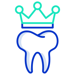 dental crowns icon